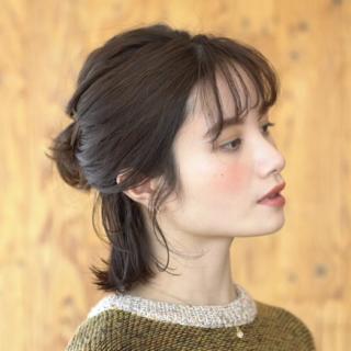 「スタイルクラブ」で作るアレンジヘア2019AW②