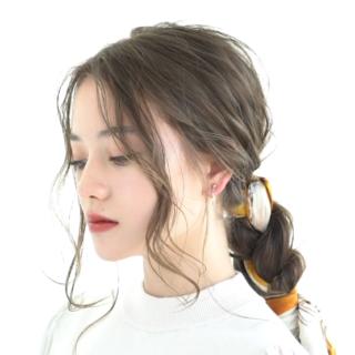「スタイルクラブ」で作るアレンジヘア 2019AW①