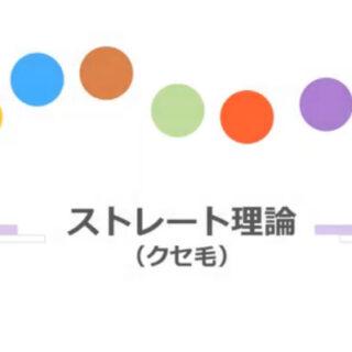 ストレート理論(クセ毛)